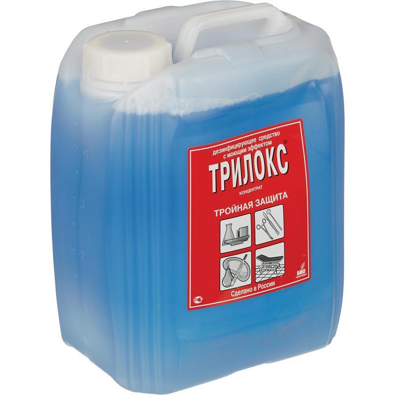 Дезсредство Трилокс 5,0 л (концентрат)