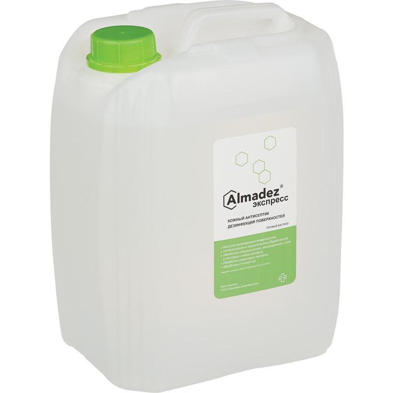 Антисептик кожный Алмадез-Экспресс 5,0 л