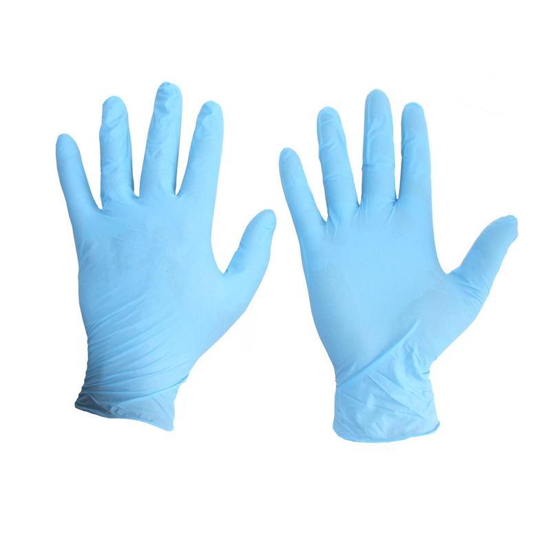 Перчатки Нитриловые н/c н/о KLEVER M (50 пар упаковка)
