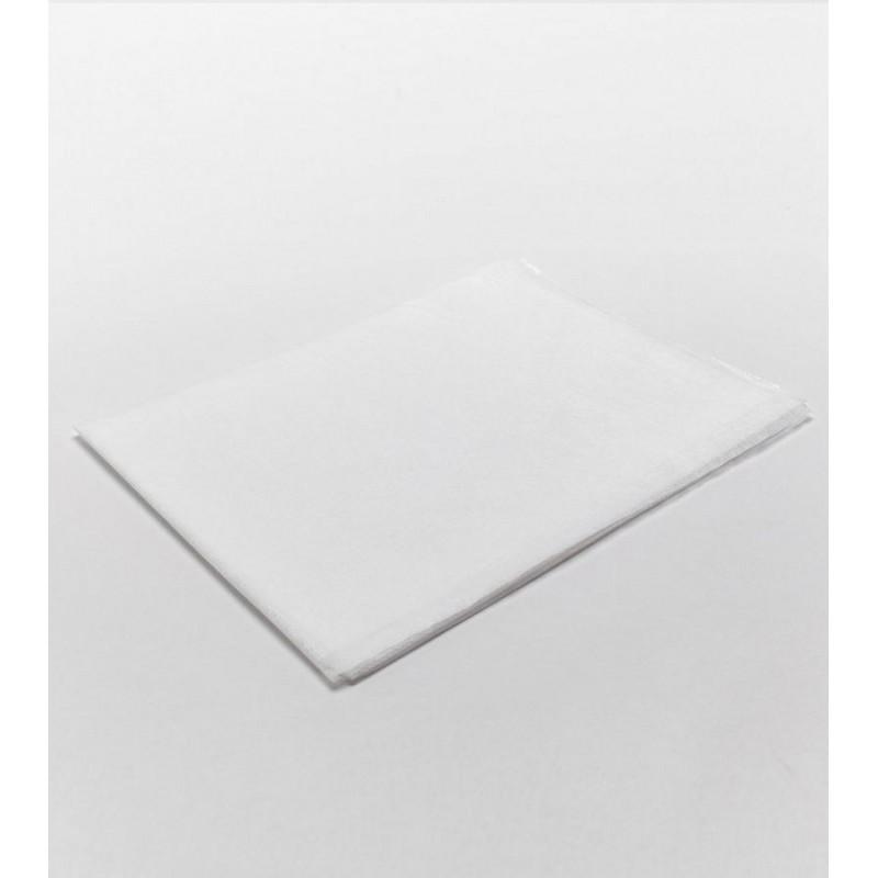 Простынь гигиен, 200x80, смс Стандарт, белая 20 шт/уп, (Чистовье)