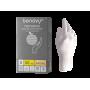 Перчатки латексные смотровые н/с н/о текст. BENOVY, S 50 пар/упак